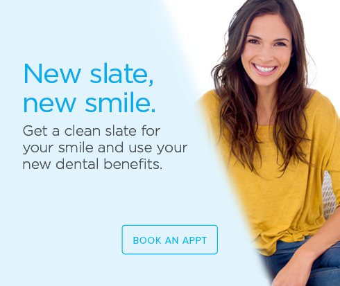 Beach City Dental Group - New Year, New Dental Benefits