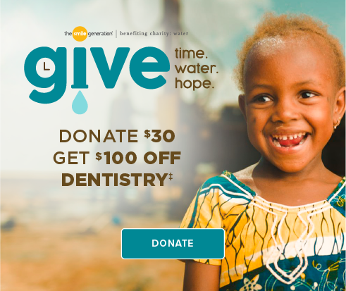 Donate $30, Get $100 Off Dentistry - Beach City Dental Group